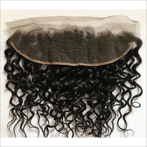 Human Hair Frontal Closure
