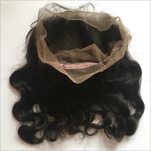 360 Human Hair Frontal Lace Closure