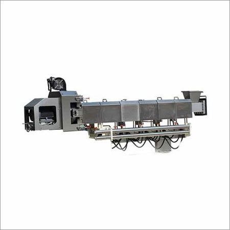 Double Extruder Machinery