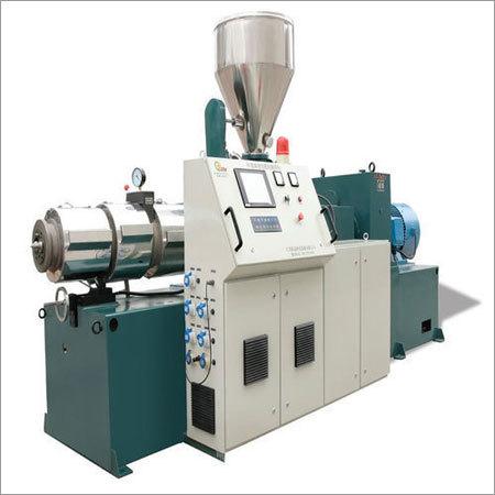 Single Extruder Machinery