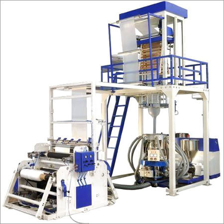 Two Layer Extruder Plant