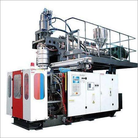 Double Die Extruder Machine