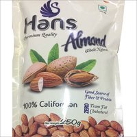 Packed Almond Nuts