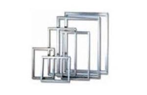 Aluminium Frames Mounted Cloth