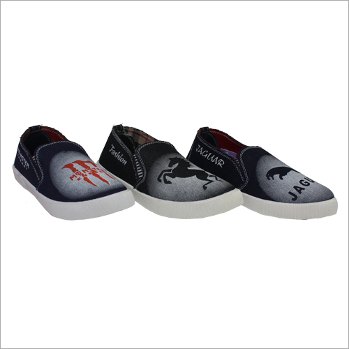 Mens Printed Loafer