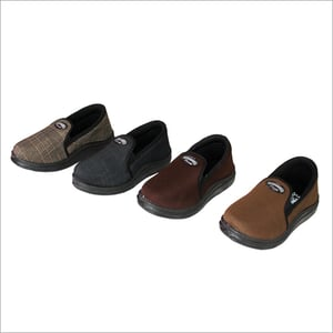 Imported Fabric Mocassion