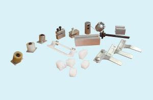 Tiron Aluminum Track, Plastic Handle