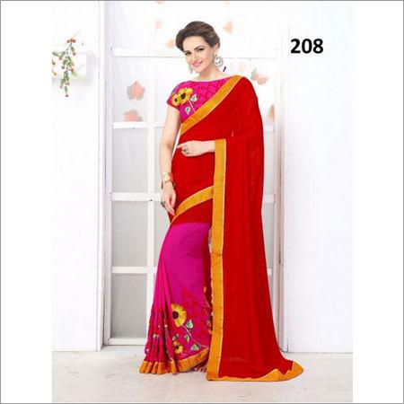 3be4c07a54 Designer Lehenga Sarees In Surat, Gujarat - Dealers & Traders