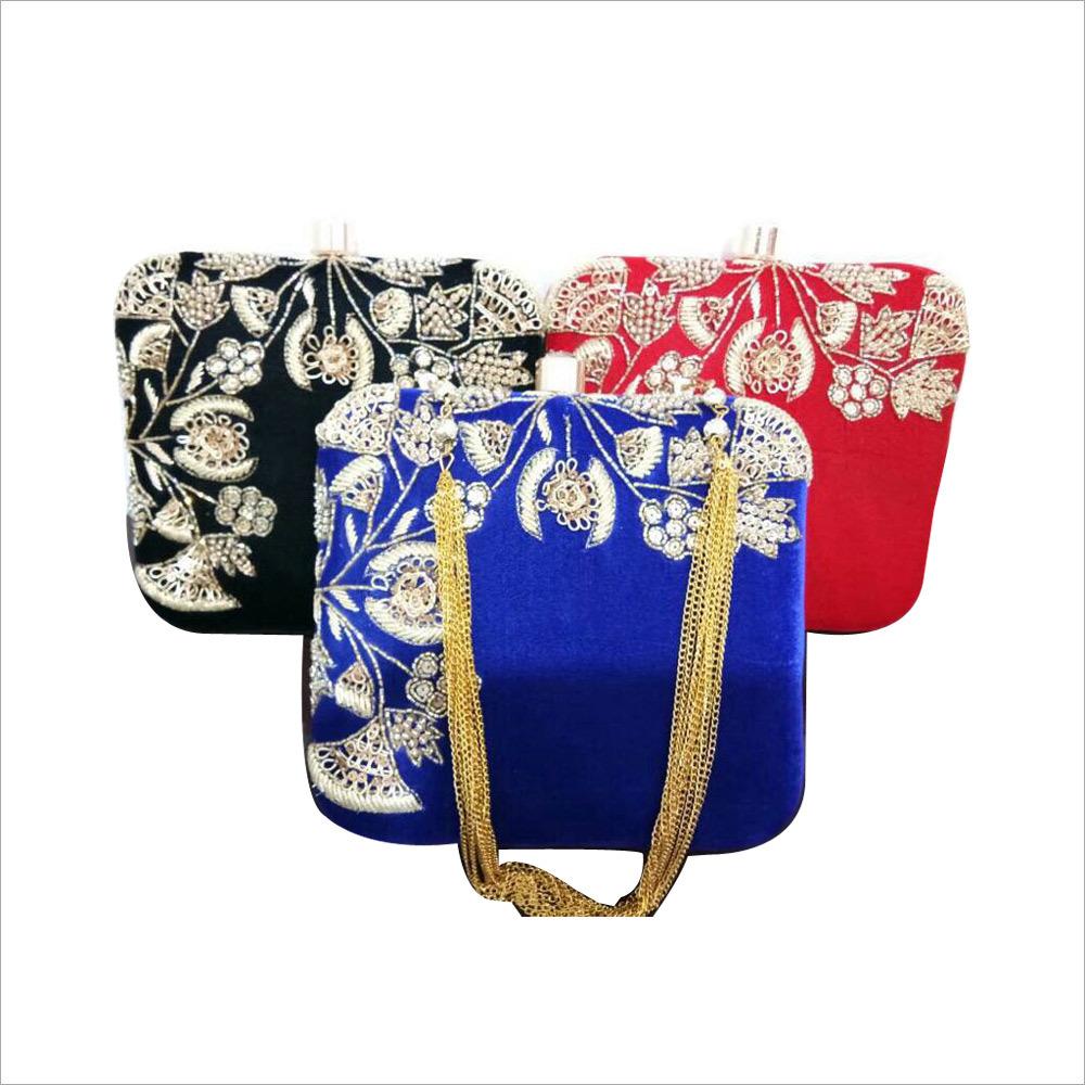 Handicraft Women'S Clutch