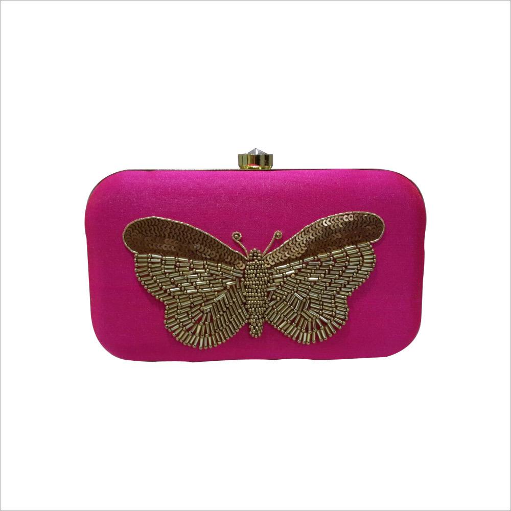 Pink Ladies Clutch