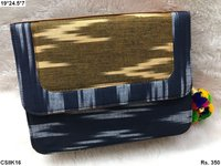 Ikat sling Handbag