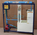 Venturimeter and Orifice Meter Test Rig
