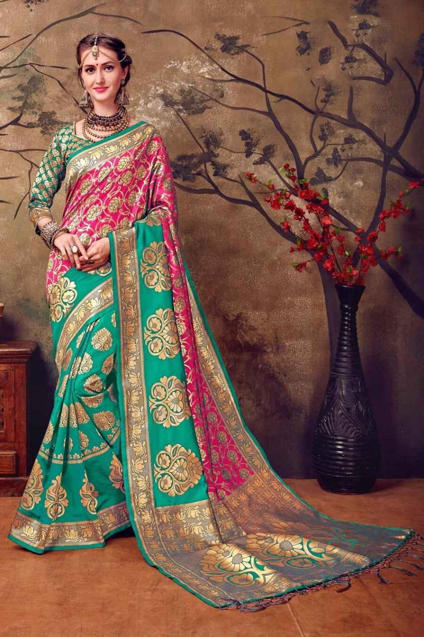 Kanchipuram Silk Sarees Wholesale Price