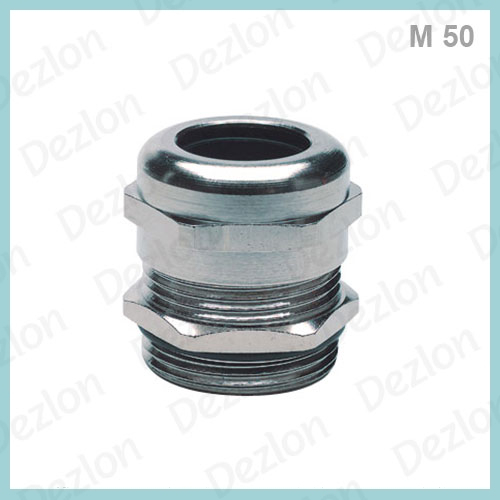 Brass M 50 Cable Gland