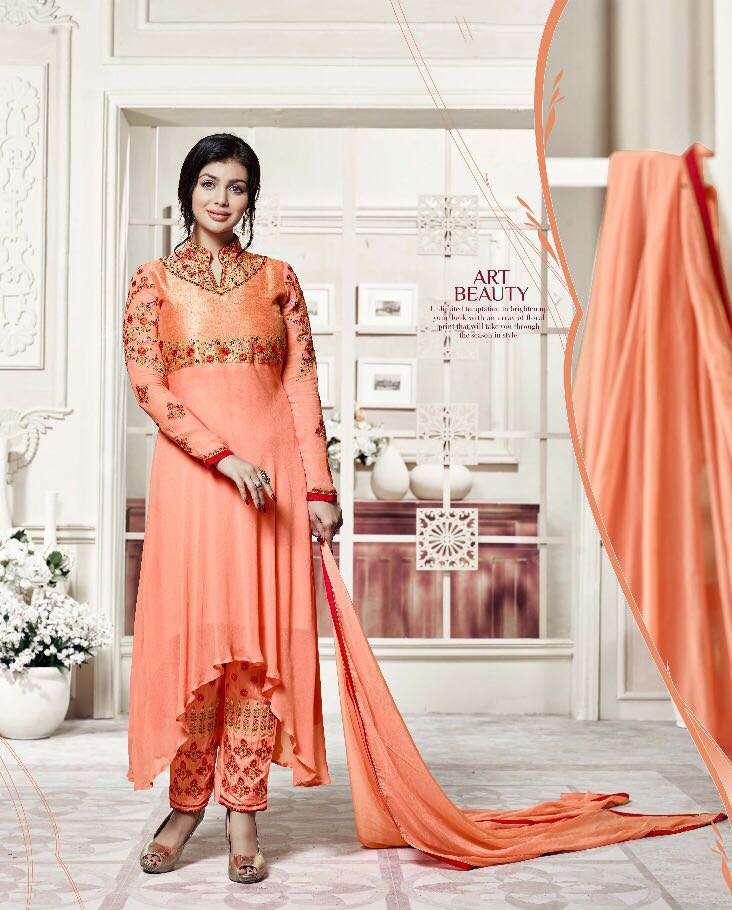 Georgette Dress Materials Wholesale