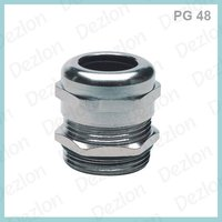 Brass PG 48 Cable Gland