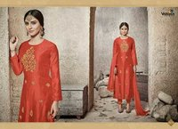 DESIGNER WEDDING WEAR HEAVY EMBROIDARY SALWAR SUITS