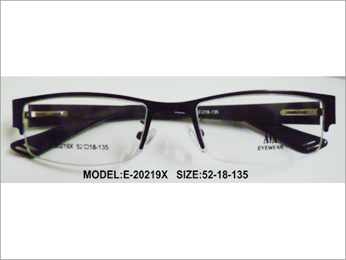 Metal Optical Frame - Manufacturers, Suppliers & Dealers