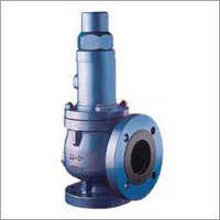 Safety Valve Flange End