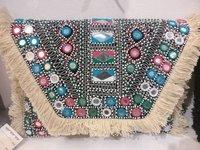 New Embroidered Ladies Banjara Handbag