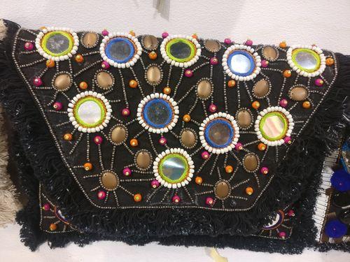 Vintage Banjara mirror Shoulder Bag