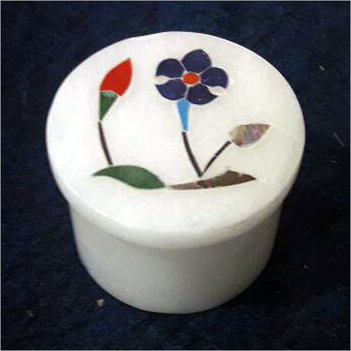 Round Soft Stone Handicraft
