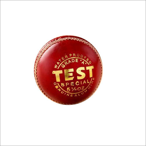 Test Cricket Leather Ball
