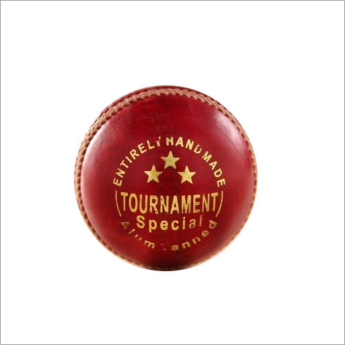 Cricket Tournament Leather Ball