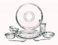 DINNER SET SHAGUN 11 PCS