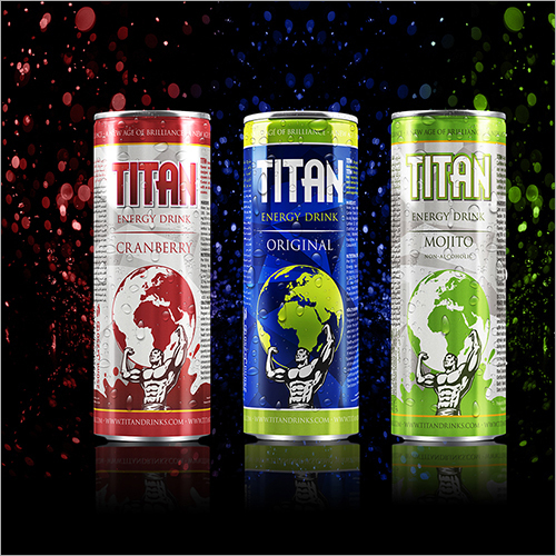 Titan Energy Drinks