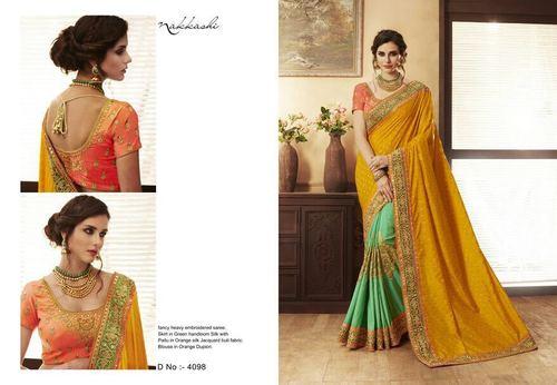 Indian Festival Designer Saree