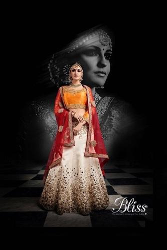 Latest Trend Lehanga Choli For Wedding