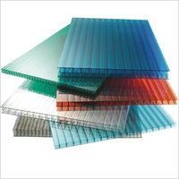 Multi Wall Poly Carbonate Sheets