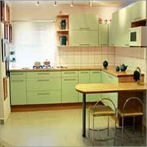FRP Modular Kitchen