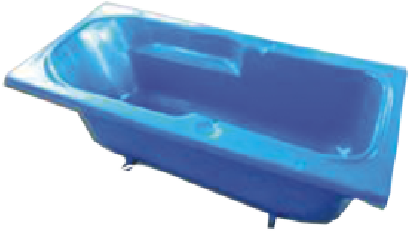 Plastic Bath Tub