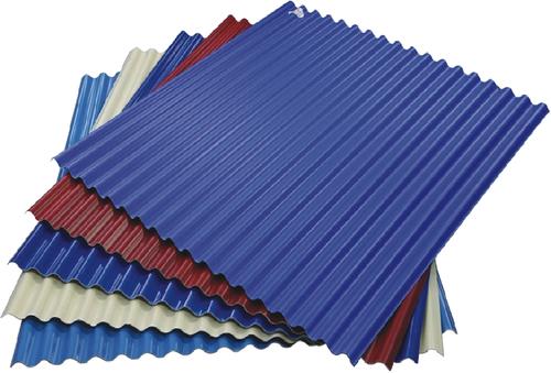 Corrugated Fibre Sheet