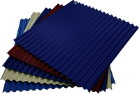 Corrugated Fiber Sheet