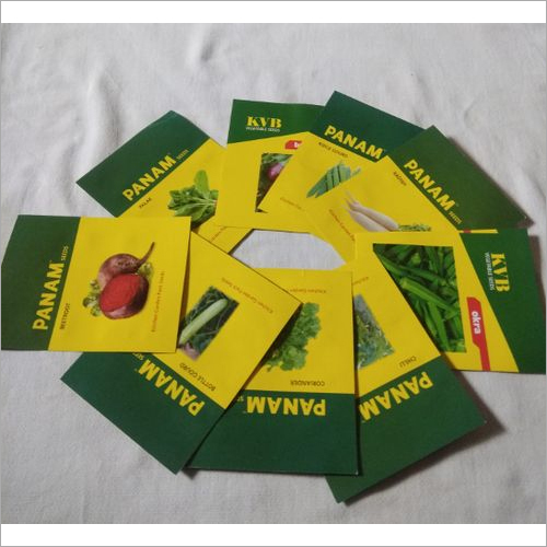 Seeds Paper Pouch