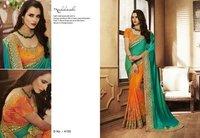 Exclusive Indian Designer Party Wear Saree