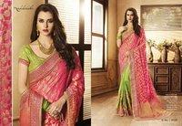 Pure Silk Party Wear Saree