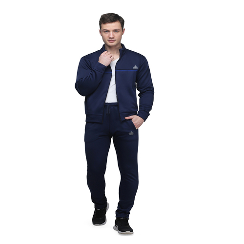 Men's navy-blue Tracksuit