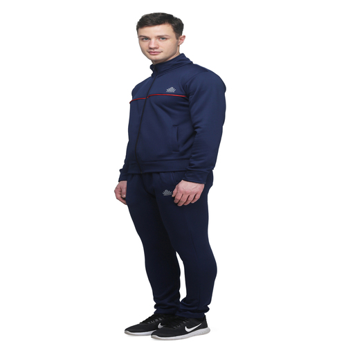 Men's navy and red Tracksuit