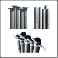 C.I. Earth Electrode Pipe