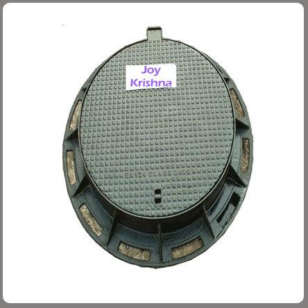 C.I., D.I., Manhole Cover Frames