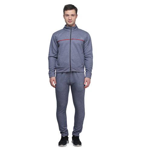 Mens grey and red Tracksuit