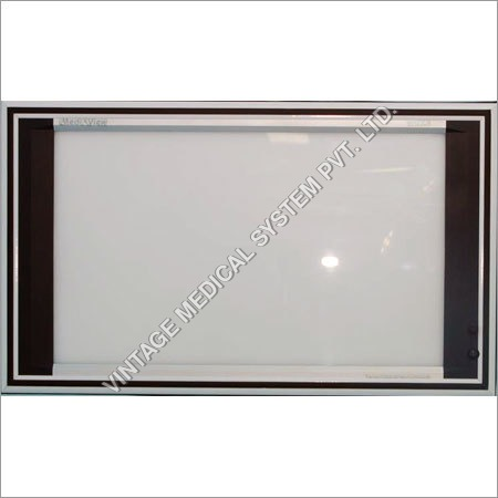 Dimmable X-ray Screen