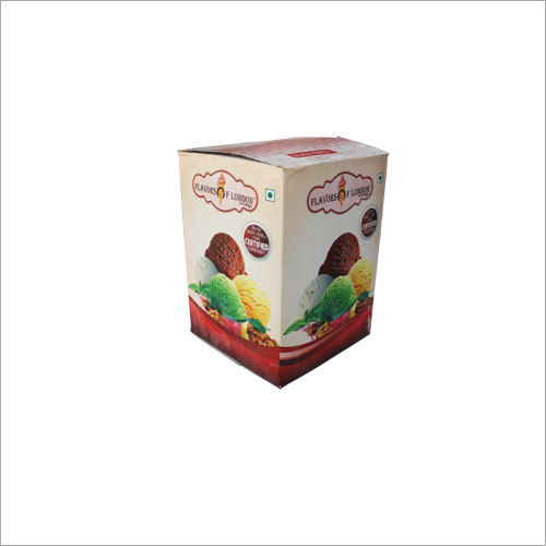 4 Ltr Black Forest Ice Cream Pack