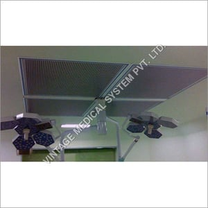 Ceiling Air Filtration System
