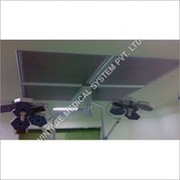 Ceiling Air Flltration System