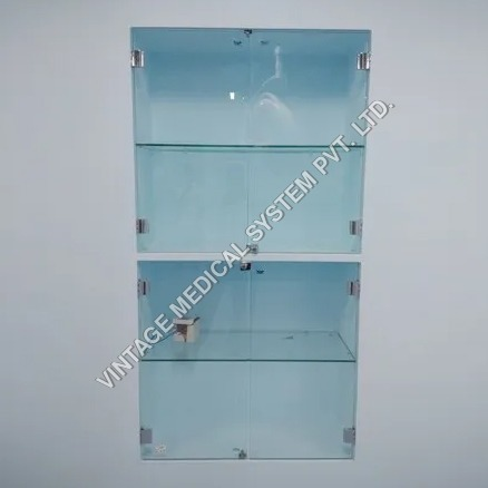 Glass Storage Unit
